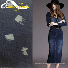 Programmes de design textile tweed pour short en jean