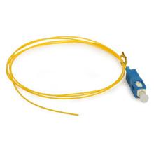 Single Mode Sc Fiber Optic Pigtail à 0.9mm 1 Mètre