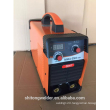 cheap igbt mma-250 inverter welding machine