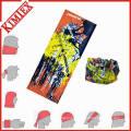 Hot Sale Customized Polyester Printing Headgear
