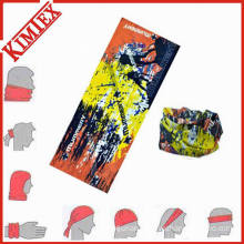Hot Sale Customized Polyester Printing Headgear