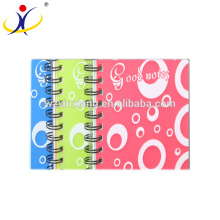 9cm*14*1.2cm Friendly Students Customized School Exercise Book