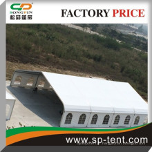 Tirage de démonstration de stands d'expositions Tente d'exposition en toile en aluminium de tente 20x40m