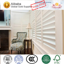 New Arrival with Excellent Quality of Odm Double Hinged Window Blind Plantation Shutters