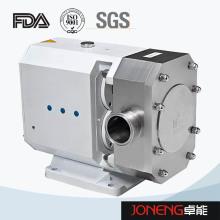 Stainless Steel Tri Lobe Sanitary Rotary Pump