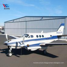 prefabricatde hangar en metal hangar metall occas a vendr hangar prefabriqu