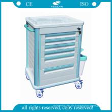 AG-MT005B1 Krankenhaus-Zentralverriegelungsfachschlüssel-Drogenmedizinischer Laufkatze