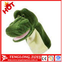Marionetas de peluche de animales de peluche para niños