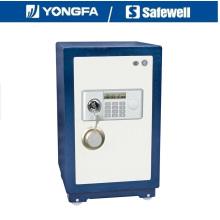 Coffre de cambriolage de panneau de Blc de taille de Yongfa 58cm sûr pour la banque