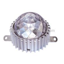 huerler 3w/5w/6w/9w 35mil/45mil AC100-240v cross led point light source