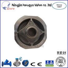 2015 new patent design a cast iron check valve