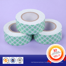 Strong Adhesive EVA/ PE Double Sided Foam Tape