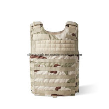 Desert Camouflage Kevlar PE Protective Tactical Bulletproof Vest