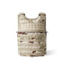 Камуфляж пустыни Кевлар ПЭ Защитный пуленепробиваемый жилет