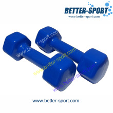 Dumbbell do vinil da alta qualidade, Dumbbells do vinil, Bels Dumb