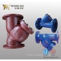Gebördelte Ende Y Art Filter Sieb (GL41-10/16)