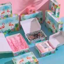 Cajas de empaquetado del anuncio publicitario del cartón ondulado de la impresión en color