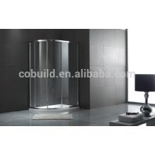 K-555 Beliebter großer Rollensektor, der Duschraum mit Rahmenregal-Miniduscheinschließung schiebt