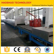 Máquina de alta calidad del panel de bocadillo de la PU con precios del CE hechos en China