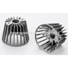 Los moldes de fundición a presión de aluminio del OEM ISO9001 llevaron la caja del disipador de calor