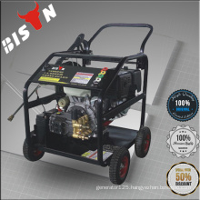 BISON(CHINA) ZHEJIANG BS-200B gasoline engine powered high pressure pump
