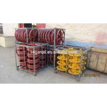 TS16949 farm machinery casting cambridge roll