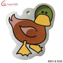 Promotion Gift Aluminum Duck Keyring (LM1424)