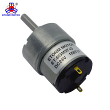 solar panel 9v low rpm dc motor 37mm