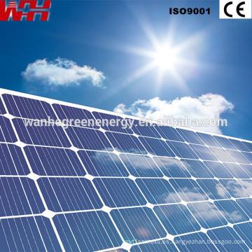 Paneles de energía de energía solar de 250W