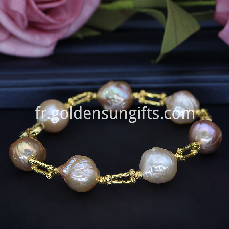 Unique Pearl Bracelets