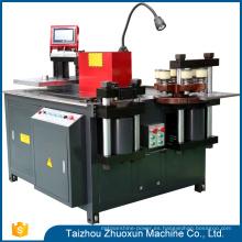Fábrica de latón Cnc barra de barras cortadora hoja muescas máquinas