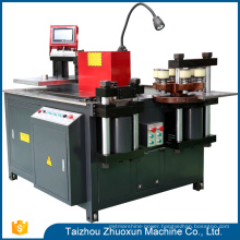 Hot Sale Zxmx-803Esk Nice Price Good Design Mechanical Ironworker Embossing Machine cnc busbar
