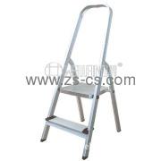 2 Tiers Aluminum Step Ladder