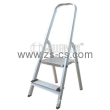 2 Tiers Aluminum Step Ladder