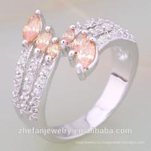 Оптовые цены Последняя мода белый позолоченные мусульманские свадебные кольца Родием ювелирные изделия-это ваш хороший выбор
