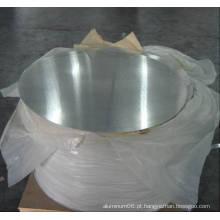 Disco de alumínio de primeira classe e quente (1050 1070 1060 1100 3003 para fogões)