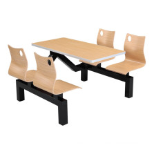 School Cafeteria Table and Chair (FOH-CBC01)