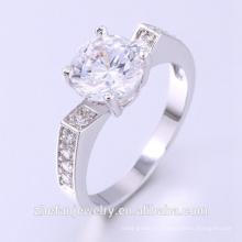 цена кольцо из белого золота в Пакистане ювелирных изделий полный палец броня кольца Родием ювелирные изделия-это ваш хороший выбор