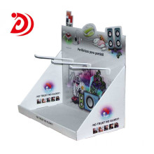 Customized for Shop Display Stands Electronic product cardboard countertop displays supply to Spain Manufacturers