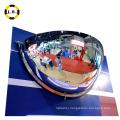 24inch half dome mirror 180 degree high quality warehouse office surveillance