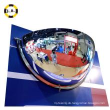 40 Zoll Halbkuppel Spiegel 180 Grad hohe Qualität Lager Büroüberwachung