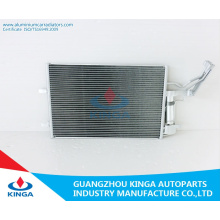 Efficient Cooling 2003 Mazda Aluminum Auto Condenser for Mazda 3