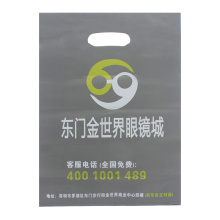 Heat Seal Die Plastic Bag with Handle