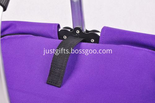 600D Folding Cooler Shopping Basket (2)