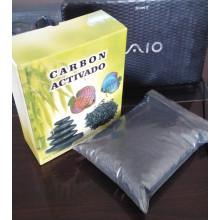 1 kg de bolsas de carbono activado para el acuario