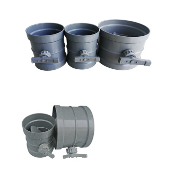 Flame retardant air valve
