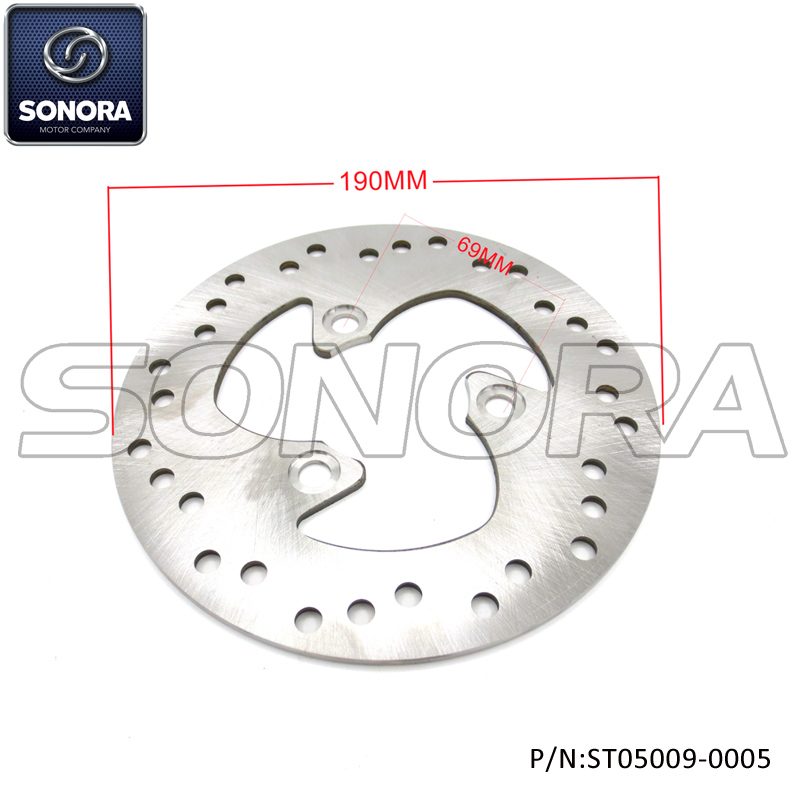 ST05009-0005 AEROX 50 Front brake disc (2)