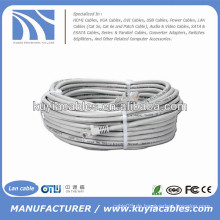 RJ45 Cat6 Patchkabel für Ethernet Netzwerk UTP Kabel mit schwarz