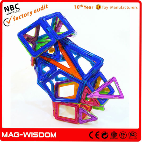Promotional Magnetic building Blocks