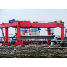 100ton Mobile Strddle Carrier with SGS